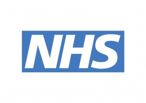 NHS England Logo prohibition