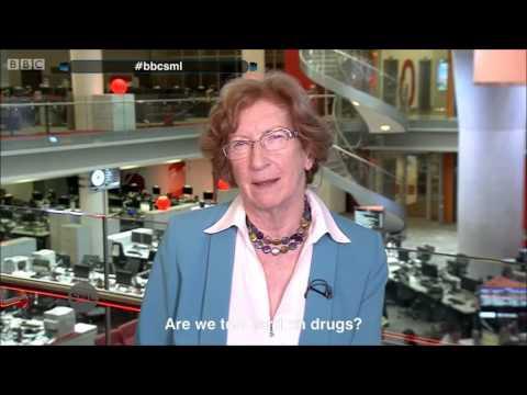 Cannabis Debate on BBC Sunday Morning Live
