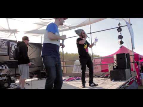 """""""Getting Higher"""" by Gang:Greenz filmed at Canna Camp Fest 2015"""